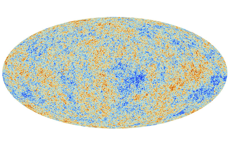 Planck satellite : most detailed map ever created of the cosmic microwave